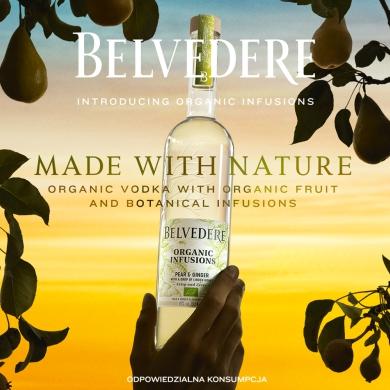 Belvedere Fusion Organic