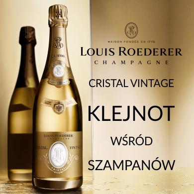 Szampan Cristal Louis Roederer
