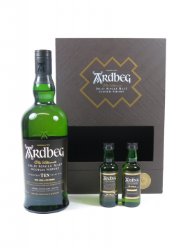 Ardbeg 10YO Gift Box Exploration Pack