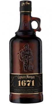 HR Captain Morgan 1671 Limited Edition