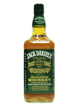 Jack Daniels Green Label