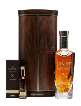 The Glenlivet 50YO The Winchester Collection 1966 0,7L+0,05L