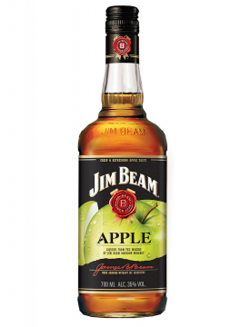 jim beam apple