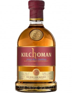 kilchoman-red-wine-cask-0.7l-50proc-butelka