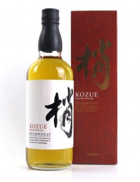 kozue-buckwheat-blended-japanese-whisky-0-7l