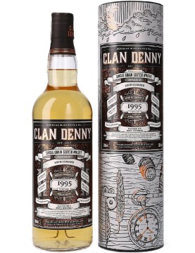 loch-lomond-single-grain-1995-vintage-21yo-the-clan-denny-0.7l