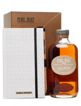 nikka-pure-malt-white-0-5l-notes